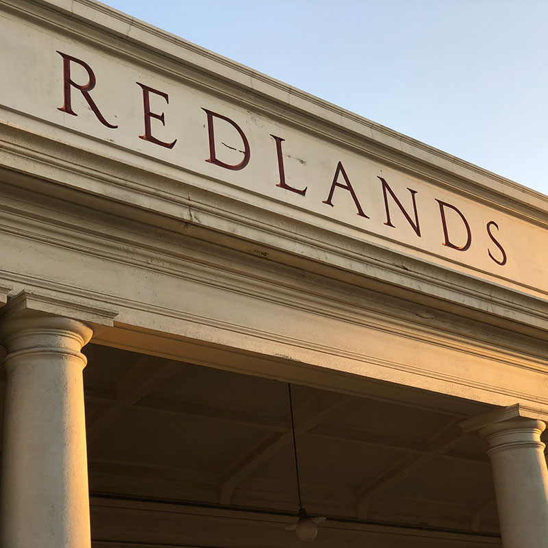 clickable image of Redlands courthouse leading to the Arroyo Insurance Services Redlands website